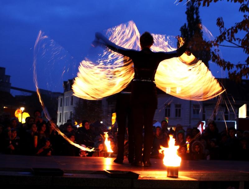 Erzählfestival Feuerspuren: Die lange Nacht des Erzählens