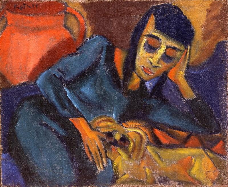 Paul Kother – Melancholischer Expressionismus