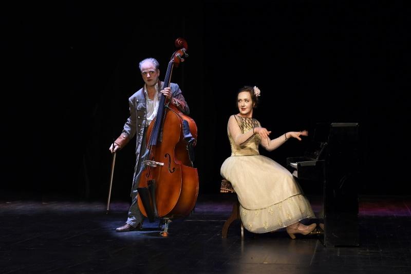 Der Zinnsoldat und die Tänzerin