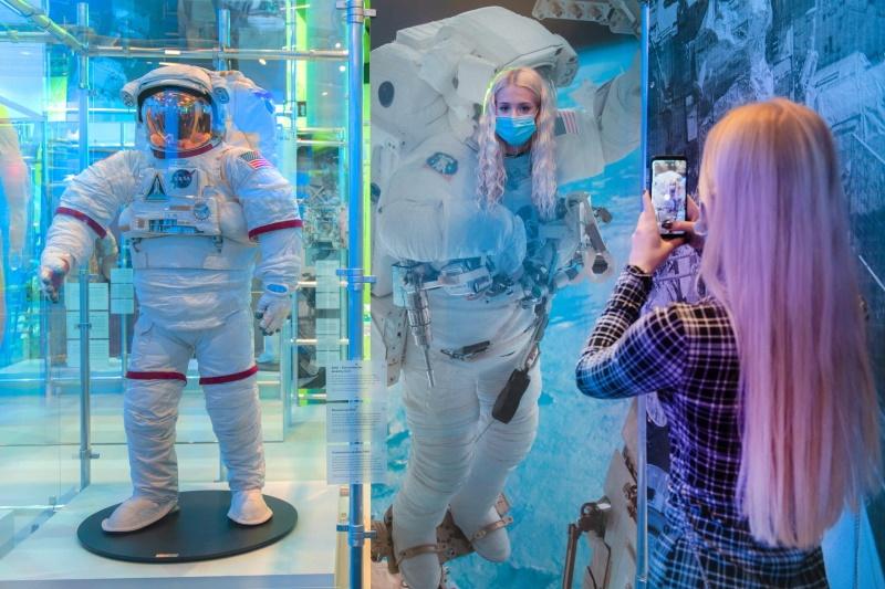 Up To Space – Raumfahrt im Universum